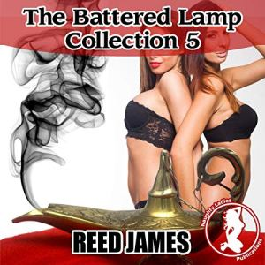 The Battered Lamp Collection 5 audiobook cover art