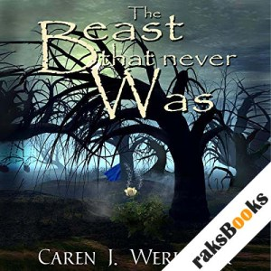 The Beast That Never Was audiobook cover art