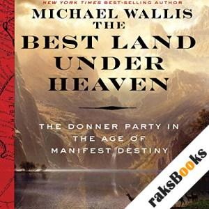 The Best Land Under Heaven audiobook cover art