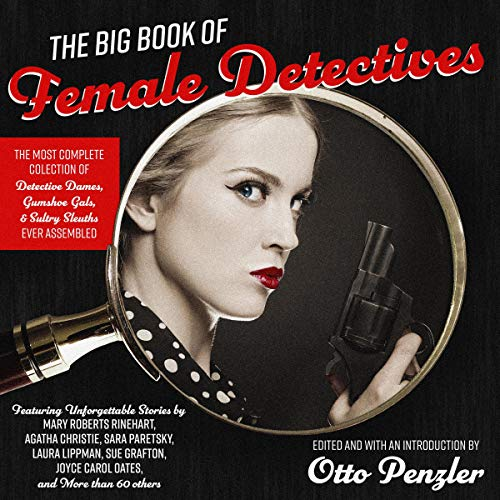 The Big Book of Female Detectives audiobook cover art