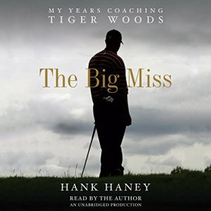 The Big Miss audiobook cover art