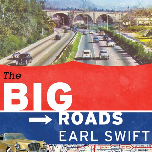 The Big Roads audiobook cover art
