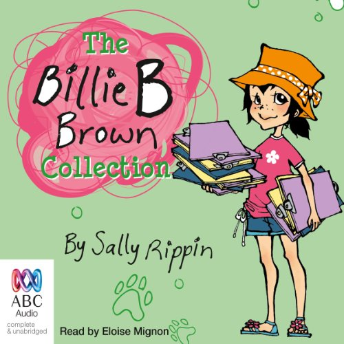 The Billie B Brown Collection audiobook cover art
