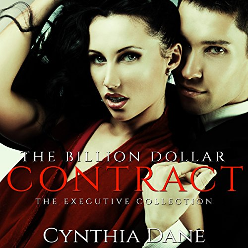 The Billion Dollar Contract audiobook cover art