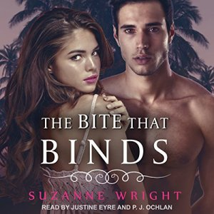 The Bite That Binds audiobook cover art