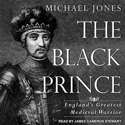 The Black Prince audiobook cover art