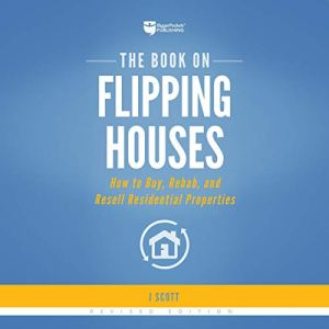 The Book on Flipping Houses audiobook cover art