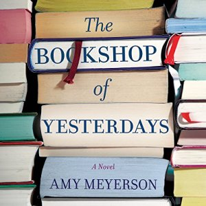 The Bookshop of Yesterdays audiobook cover art