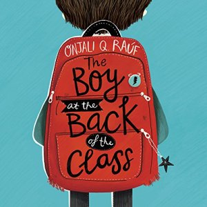 The Boy at the Back of the Class audiobook cover art