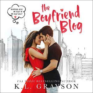 The Boyfriend Blog audiobook cover art