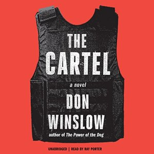 The Cartel audiobook cover art