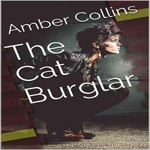 The Cat Burglar audiobook cover art