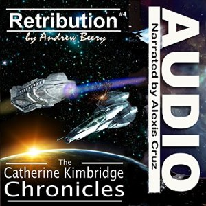 The Catherine Kimbridge Chronicles #4: Retribution audiobook cover art