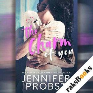 The Charm of You audiobook cover art