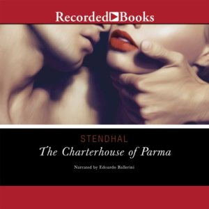 The Charterhouse of Parma audiobook cover art