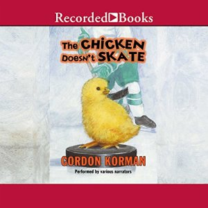 The Chicken Doesn't Skate audiobook cover art