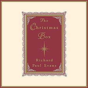 The Christmas Box audiobook cover art