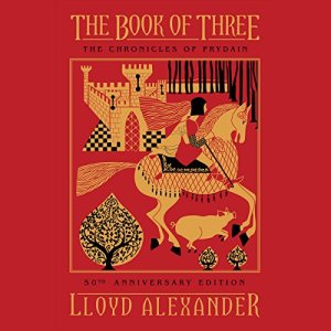 The Chronicles of Prydain, Books 1 & 2 audiobook cover art