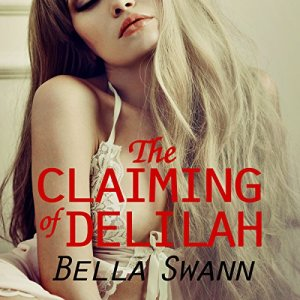 The Claiming of Delilah audiobook cover art