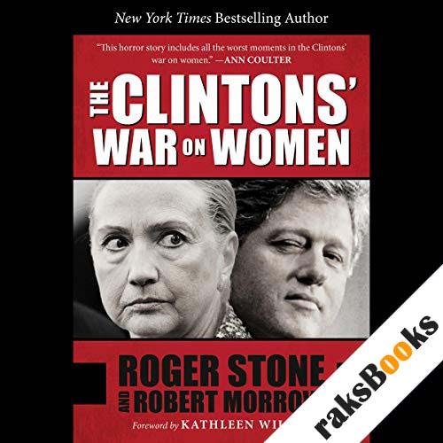 The Clintons' War on Women audiobook cover art
