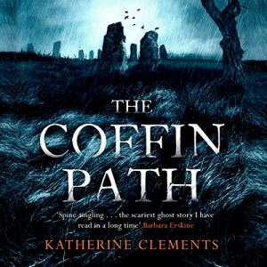 The Coffin Path audiobook cover art