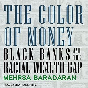 The Color of Money audiobook cover art
