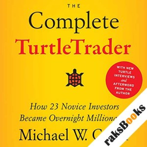 The Complete TurtleTrader audiobook cover art