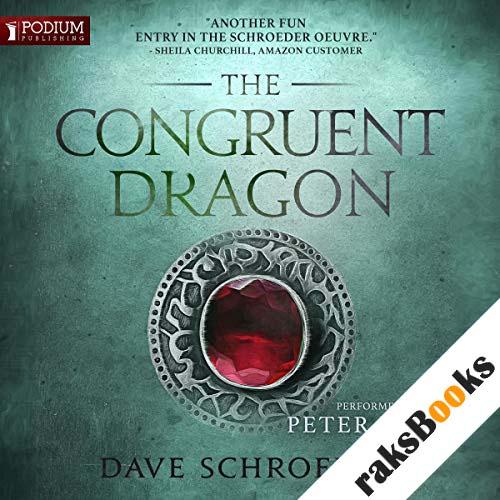 The Congruent Dragon audiobook cover art