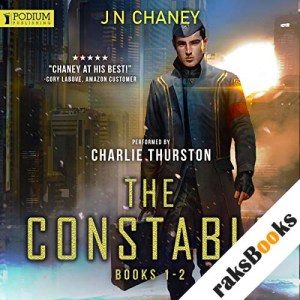 The Constable: The Complete Series audiobook cover art