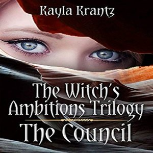 The Council audiobook cover art