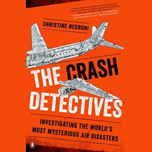The Crash Detectives audiobook cover art