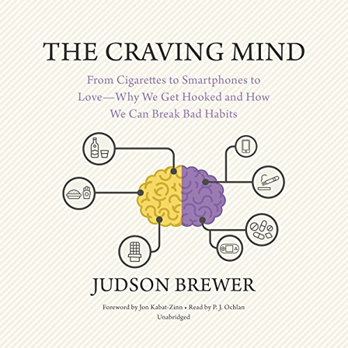 The Craving Mind audiobook cover art