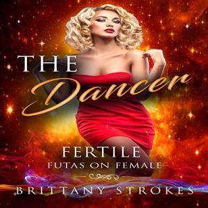 The Dancer audiobook cover art