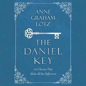 The Daniel Key audiobook cover art