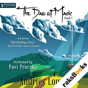 The Dao of Magic audiobook cover art