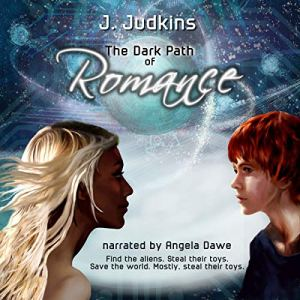 The Dark Path of Romance audiobook cover art