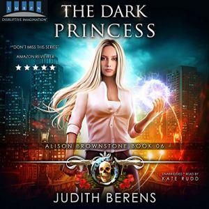 The Dark Princess audiobook cover art