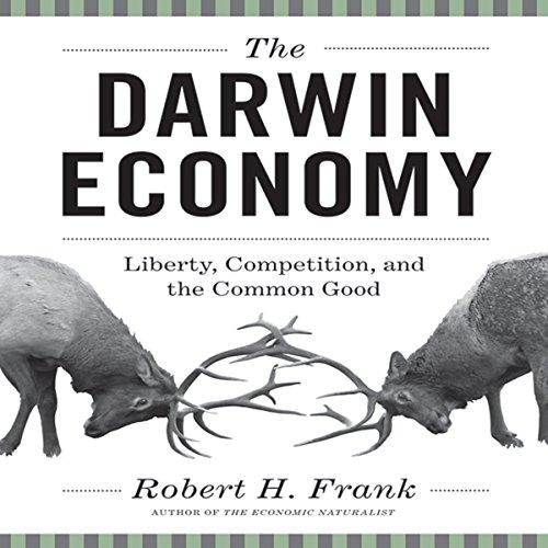 The Darwin Economy audiobook cover art