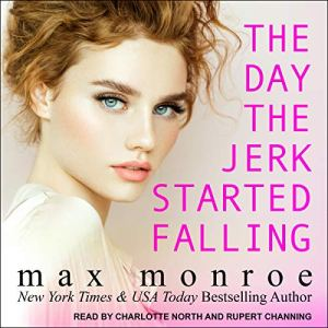 The Day the Jerk Started Falling audiobook cover art