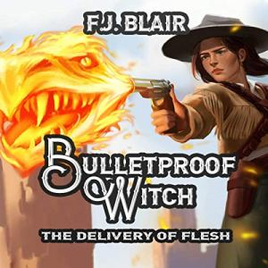 The Delivery of Flesh audiobook cover art