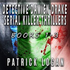 The Detective Damien Drake Box Set Compilation audiobook cover art