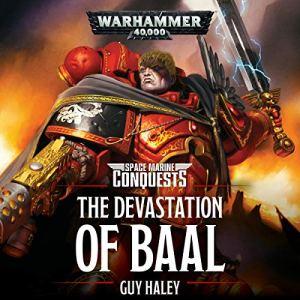 The Devastation of Baal audiobook cover art