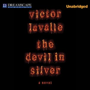 The Devil in Silver audiobook cover art