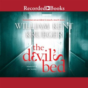 The Devil's Bed audiobook cover art