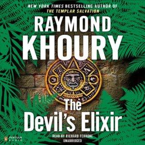 The Devil's Elixir audiobook cover art