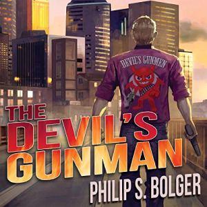 The Devil's Gunman audiobook cover art