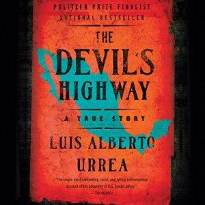 The Devil's Highway audiobook cover art