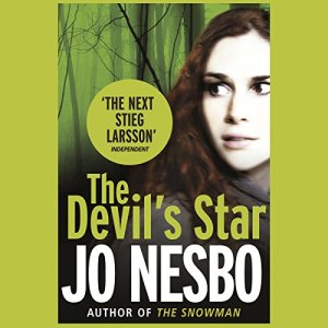 The Devil's Star audiobook cover art