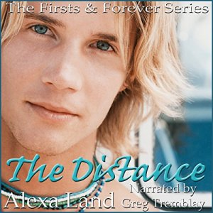 The Distance audiobook cover art