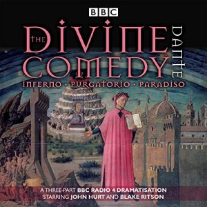 The Divine Comedy audiobook cover art
